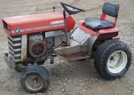 Massey Ferguson MF-12 Hydra 12 Tractor Amp Gauge Ammeter | eBay