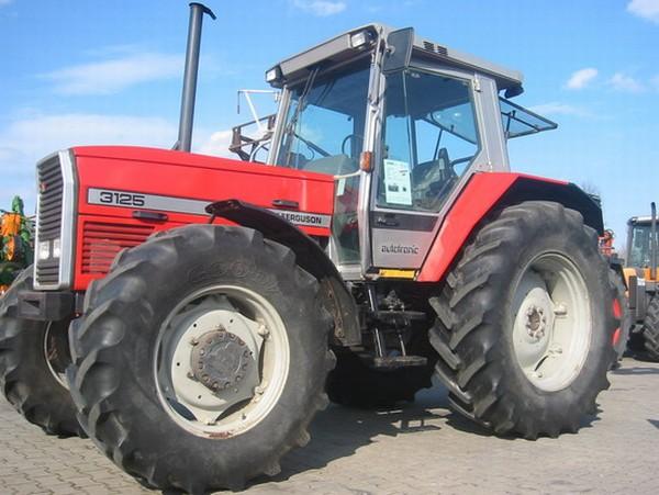 Gebrauchte Traktoren Massey Ferguson 3125 14 900 Pictures