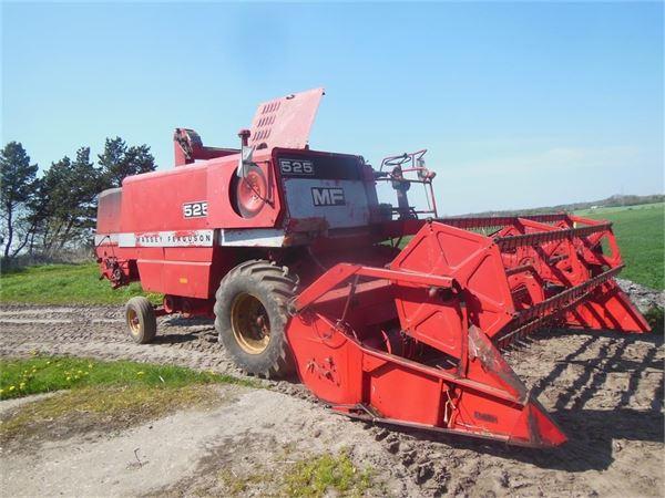 Used Massey Ferguson 525 14 combine harvesters Price: $2,857 for sale ...