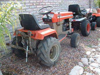 Used Farm Tractors for Sale: Massey Ferguson 14 GT Sold (2009-02-21 ...