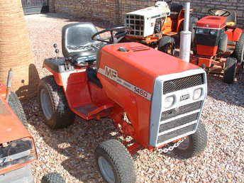 Used Farm Tractors for Sale: Massey Ferguson MF-1450 Loaded (2009-09 ...
