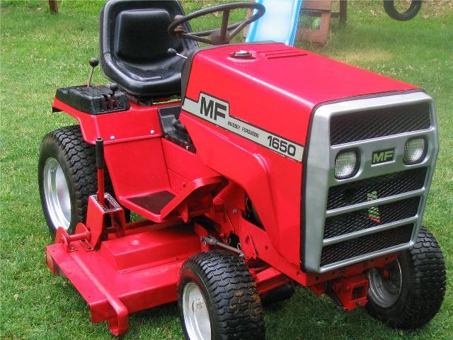 Massey Ferguson 1650 (L&G) | Tractor & Construction Plant Wiki ...