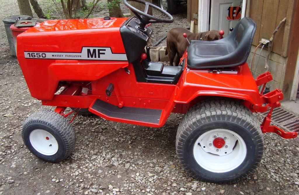 Massey 1650 implements needed - MyTractorForum.com - The Friendliest ...