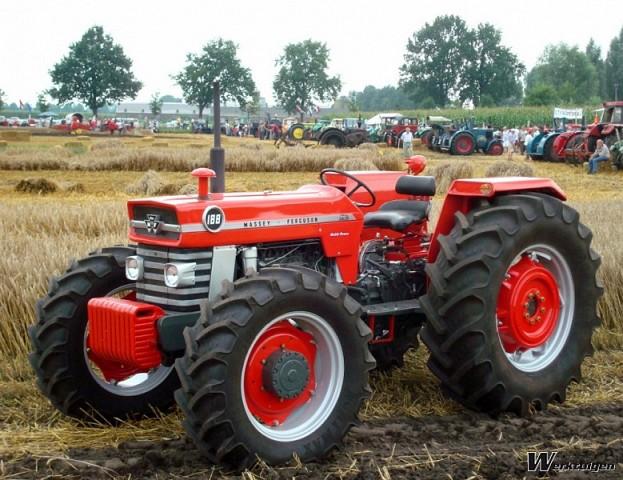 Massey Ferguson 188 - 4wd tractors - Massey Ferguson - Machine Guide ...