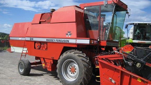 Massey Ferguson 24 - Combine harvesters, Price: £8,167, Year of ...