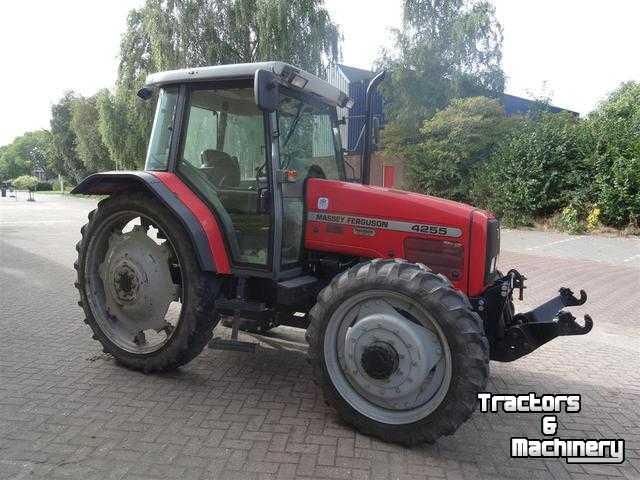 Massey Ferguson 4255 24-24 Tractor - Used Tractors - 1998 - 8316 AC ...