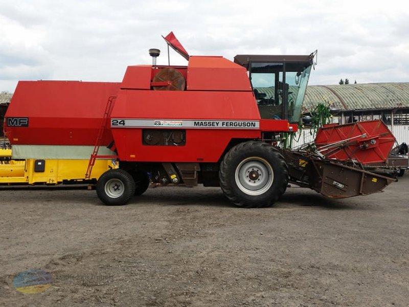 Massey Ferguson MF 24 Combine harvester - technikboerse.com