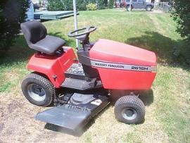 Cost to Ship a MASSEY FERGUSON 2616H LAWN GARDEN TRACTOR,HYDRO,45 to ...