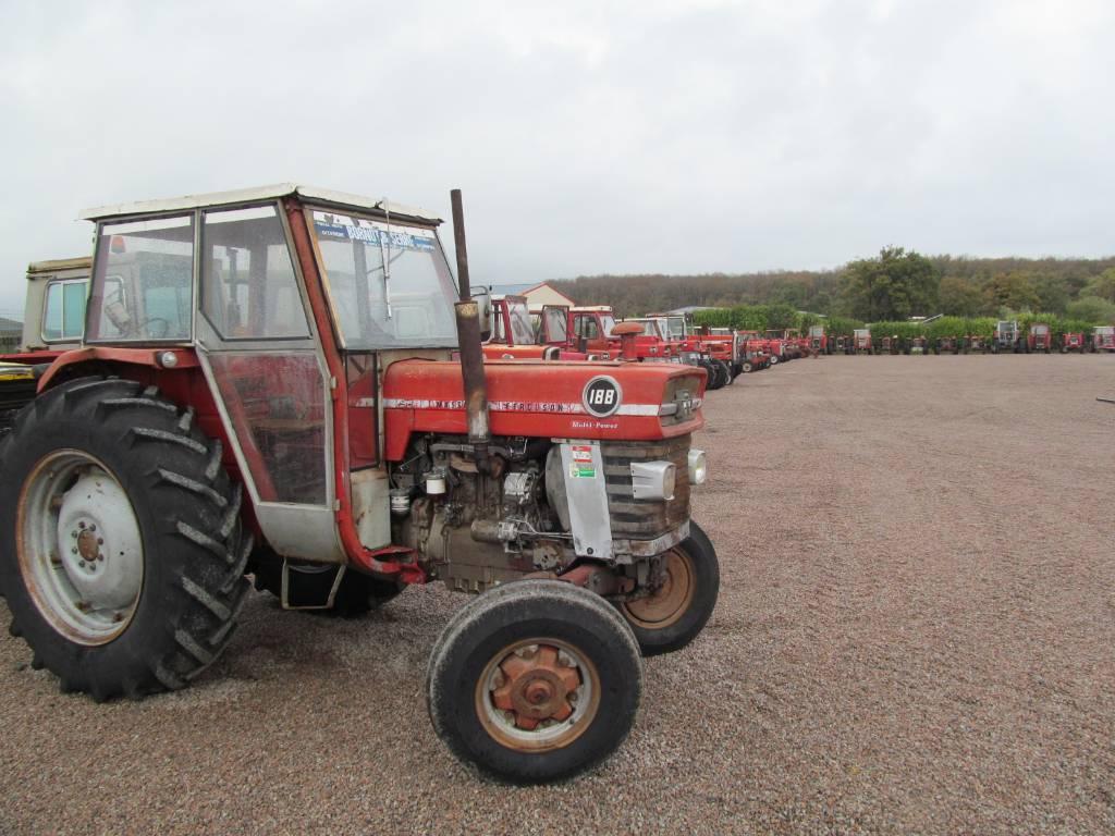 Massey Ferguson 188 for sale - Year: 1972 | Used Massey Ferguson 188 ...