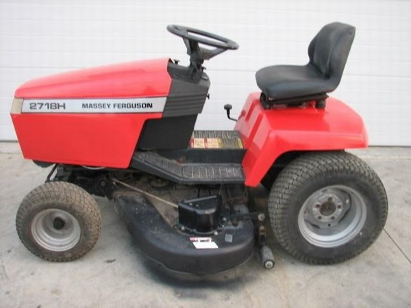 Kuhns Equipment - MASSEY-FERGUSON 2718H... my daddy needs this not the ...