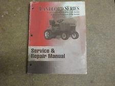 MASSEY FERGUSON 1030 1035 TRACTOR SERVICE REPAIR SHOP MANUAL TECHNICAL ...
