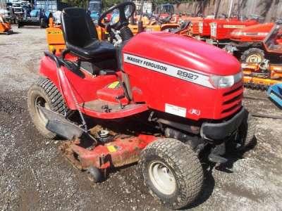 Massey Ferguson 2927 Ride on Mower for sale in Langport, Somerset (ID ...