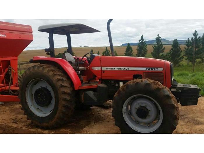 MASSEY FERGUSON 5365 TRACTOR R 190,000 +VAT for sale   Commercial ...