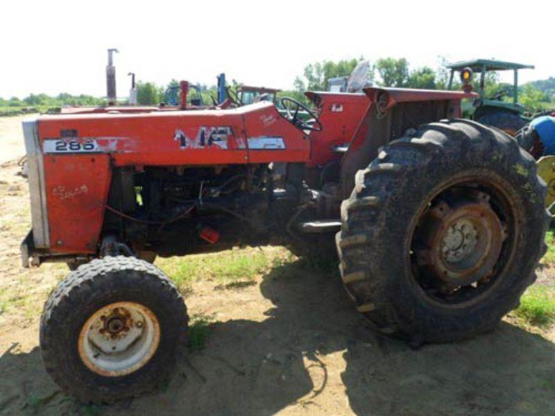 Massey-Ferguson 285 Dismantled Tractors for Sale   Fastline