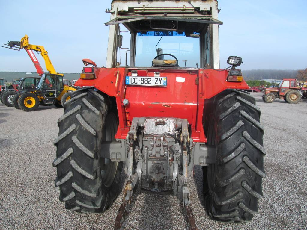 Used Massey Ferguson 2640 RT tractors Year: 1981 Price: $6,863 for ...
