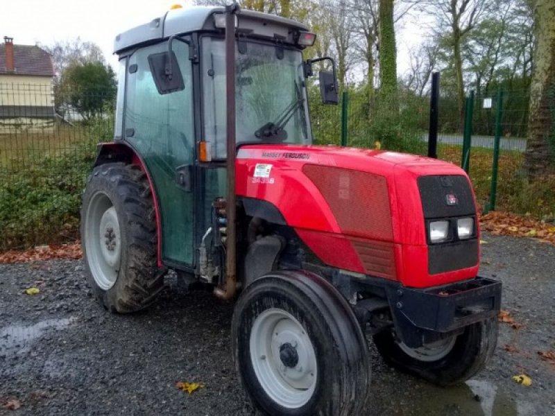 Massey Ferguson 3435 S Vineyard tractor, 49400 Saumur - technikboerse ...
