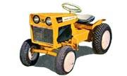 TractorData.com Massey Ferguson 8E Executive tractor information