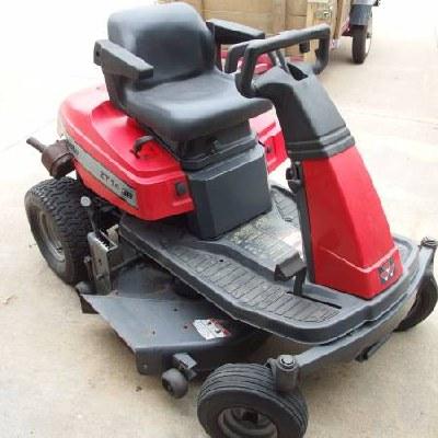 1800 massey ferguson commercial industrial zero turn mower obo 13 ...