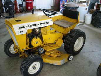 Used Farm Tractors for Sale: Minneapolis Moline 110 (2009-05-03 ...