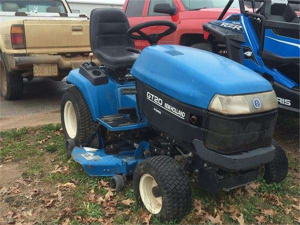 New Holland GT20 for sale Fayetteville, Arkansas Price: $2,500, Year ...