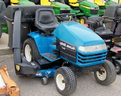 Pics Photos - 4673 Jpg Ford New Holland Ls45 Lawn Mower 639 Hours On ...