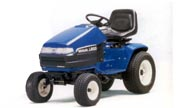 TractorData.com New Holland LS45 tractor information