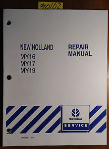 New-Holland-MY16-MY17-MY19-Yard-Tractor-Repair-Service-Manual-87045362 ...