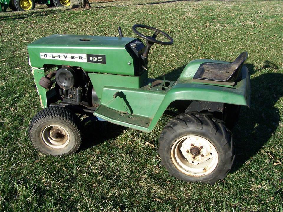SOLD For Sale Oliver 105 - Tractors - GTtalk