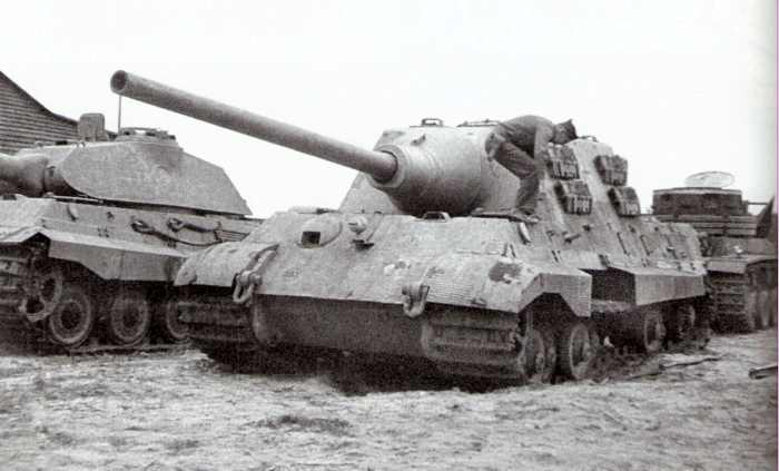 Jagdpanzer VI Jagdtiger
