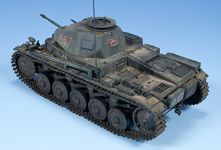 Tema: Panzer II Ausf. F en Kharkov