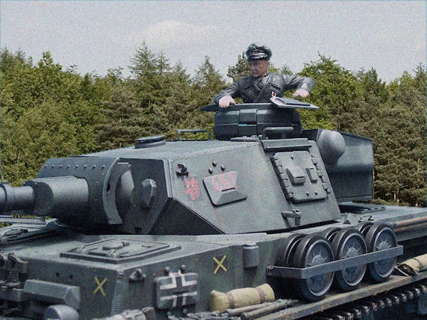 Panzer IV and Photoshopping *