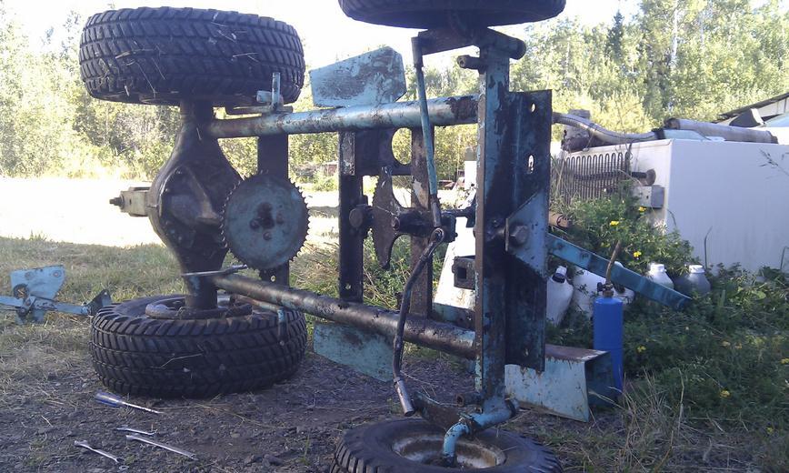 Meteor 1012 - Copar, Pennsylvania Panzer Tractor Forum - GTtalk