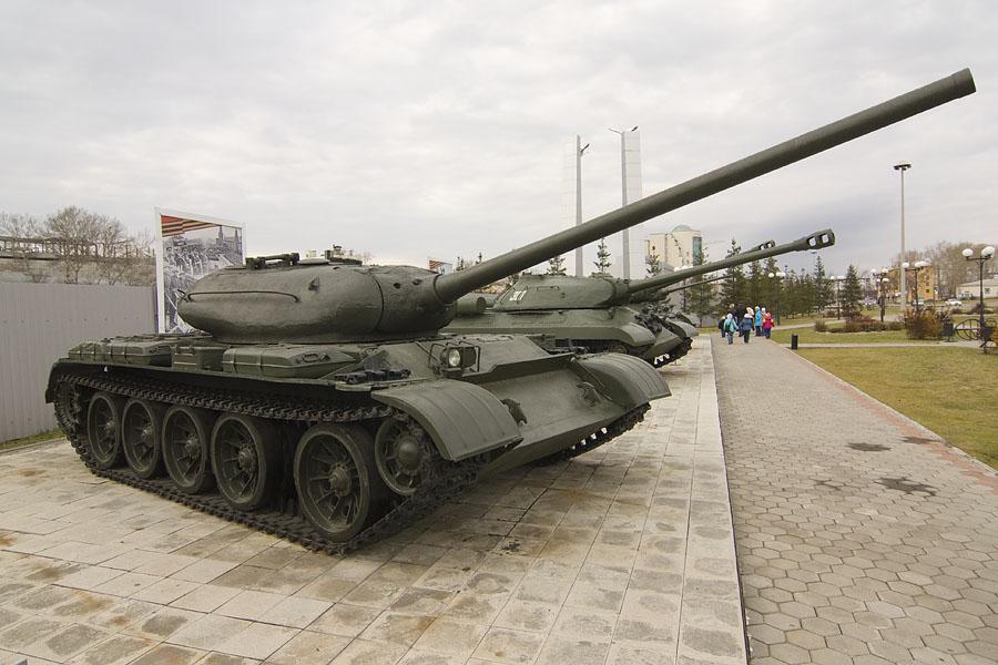 File:Tank T-54 in Verkhnyaya Pyshma.jpg - Wikipedia