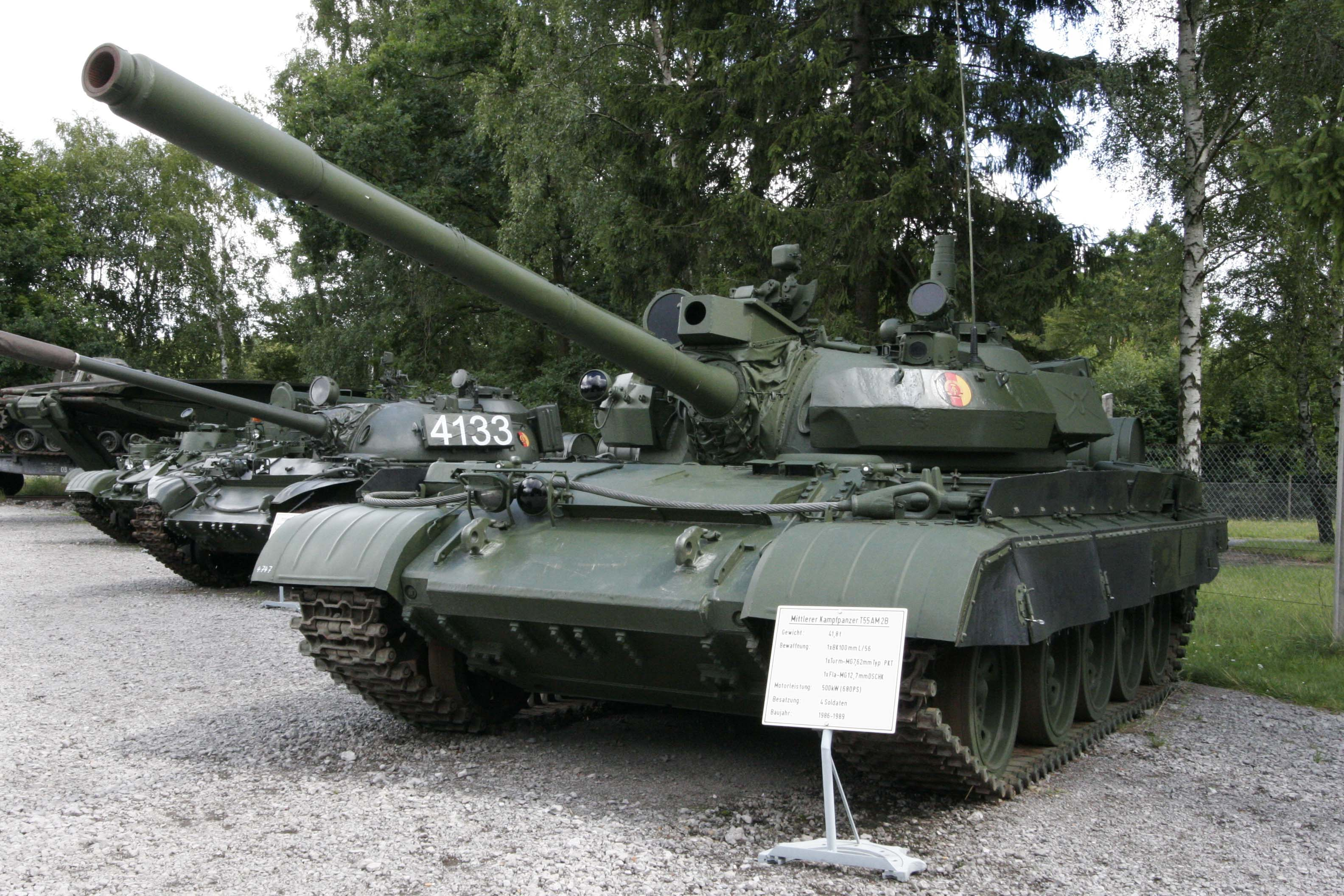 Mod which makes certain tanks look more modern now supported by WG ...