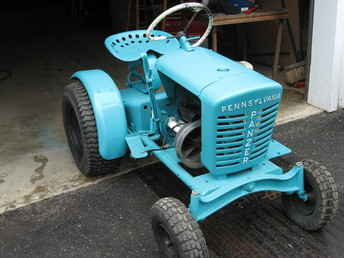 Used Farm Tractors for Sale: Panzer Tractor T75 (2008-05-31 ...