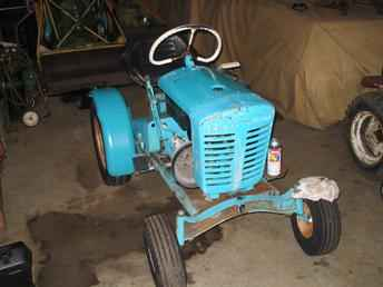 Used Farm Tractors for Sale: Panzer Tractor Model T75 (2006-06-25 ...