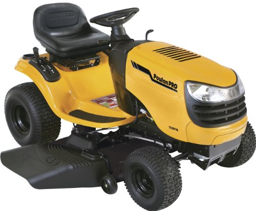 Poulan Pro PB175A46 Automatic Transmission Lawn Tractor, 46-Inch ...