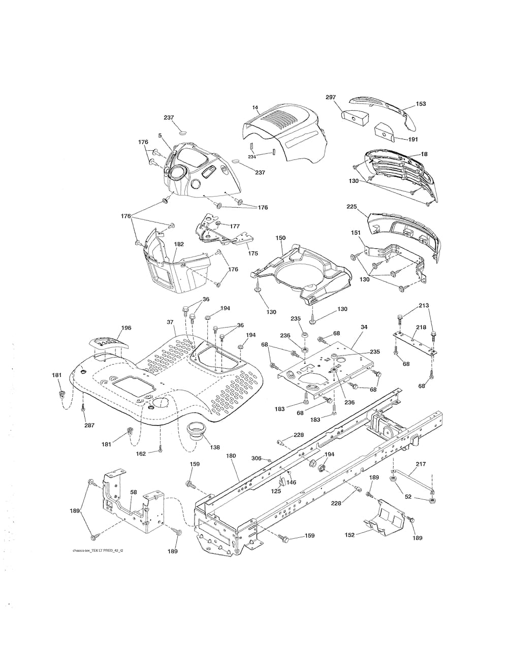 POULAN TRACTOR Parts | Model pb175a4696042015700 | Sears PartsDirect