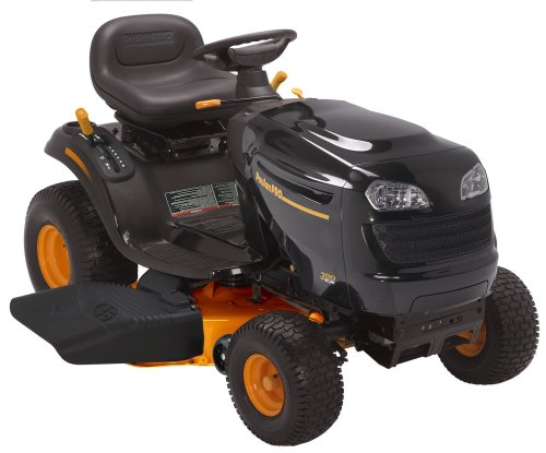 46-Inch 19.5 HP Riding Lawn Tractor (CA Compliant) #PB19546LT (Poulan ...