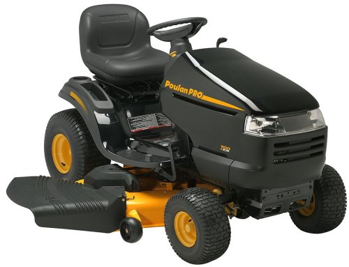 Poulan Pro 54-Inch 22 HP Yard Tractor with Briggs and Stratton Engine ...