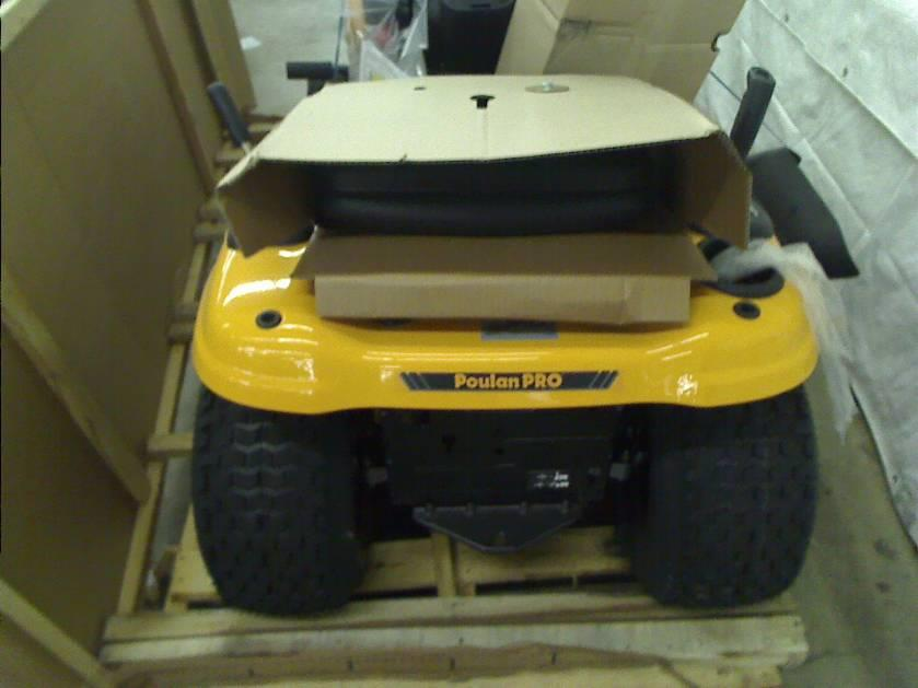 Details about Poulan Pro PB20H42LT 20 HP Hydro Lawn Tractor, 42-Inch