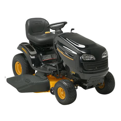 Poulan PB22H46YT 46 in Riding Lawn Tractor at Sutherlands