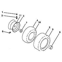 POULAN TRACTOR Parts   Model pbgt22h48   Sears PartsDirect