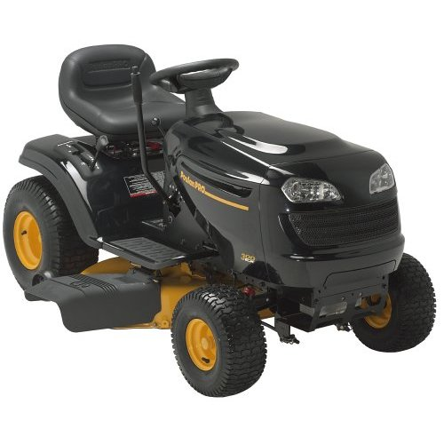 Poulan Pro 42-Inch 19 HP Lawn Tractor with KOHLER Engine PK19H42LT ...