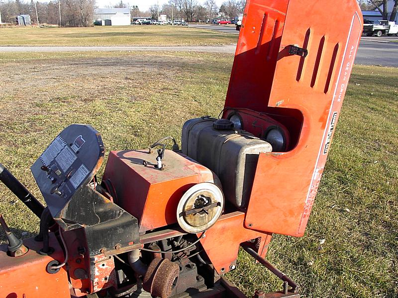 Power King, Economy Tractor Restoration
