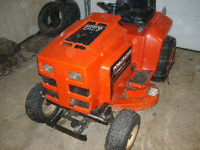 For Sale-Economy Power King tractor & implements