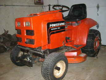 Used Farm Tractors for Sale: Economy Power King Tractor (2010-01-15 ...