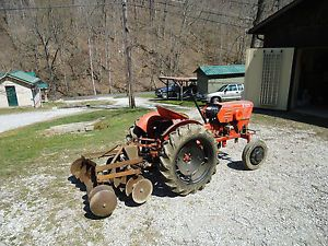 Power King 1217 Tractor 48