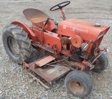 Economy Power King 1612 Tractor 1 Transaxle Hub   eBay