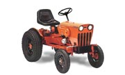 TractorData.com Power King 1616 tractor information